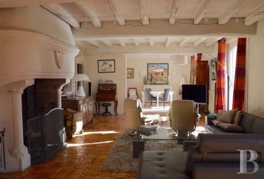 France mansions for sale pays de loire manors for - 5