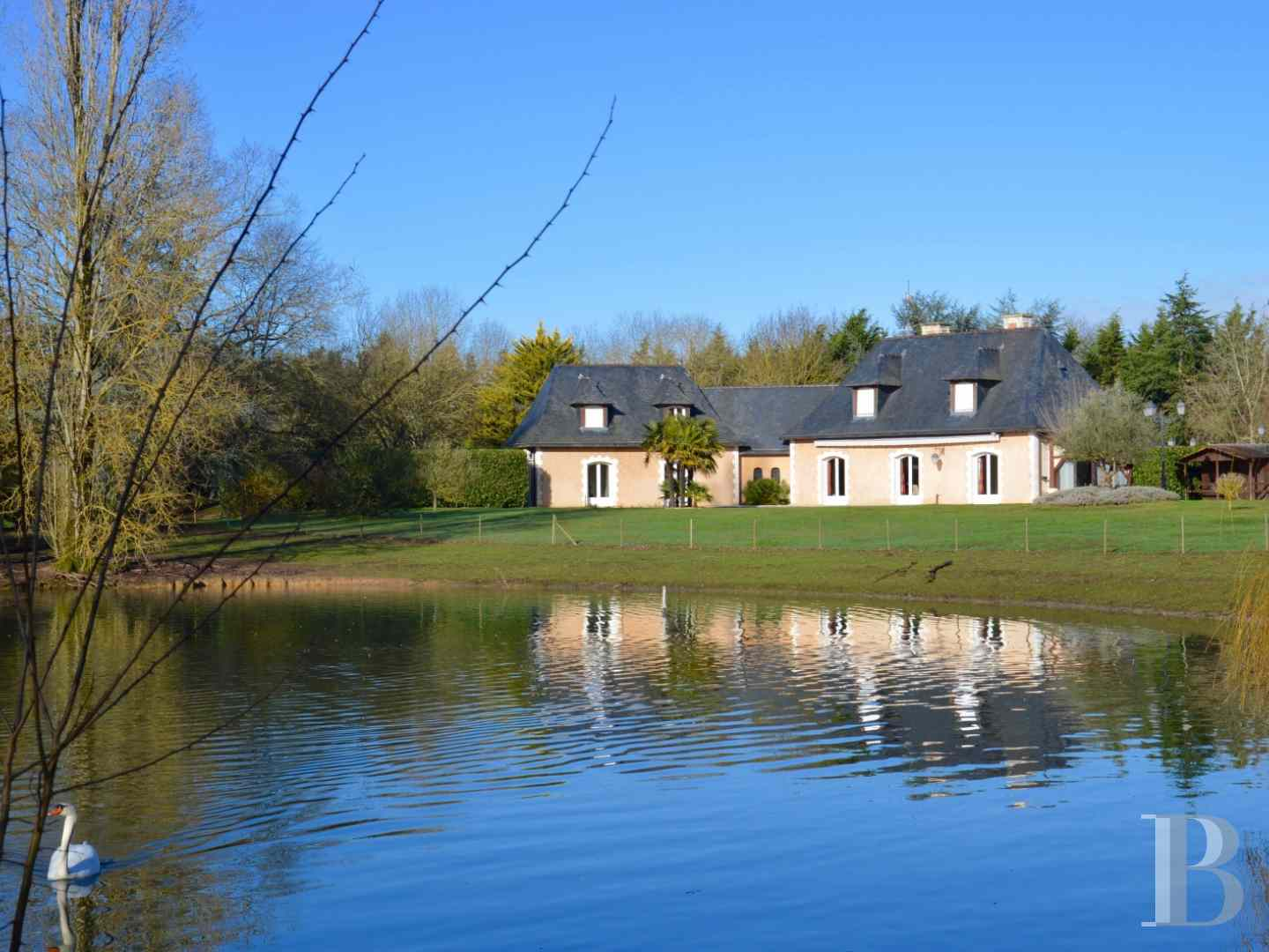 France mansions for sale pays de loire manors for - 1 zoom