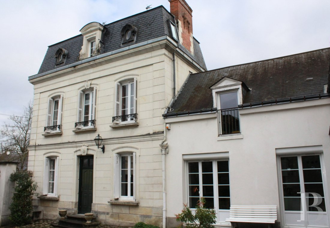 mansion houses for sale France center val de loire mansion houses - 1