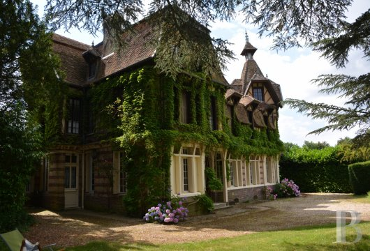 France mansions for sale upper normandy   - 4