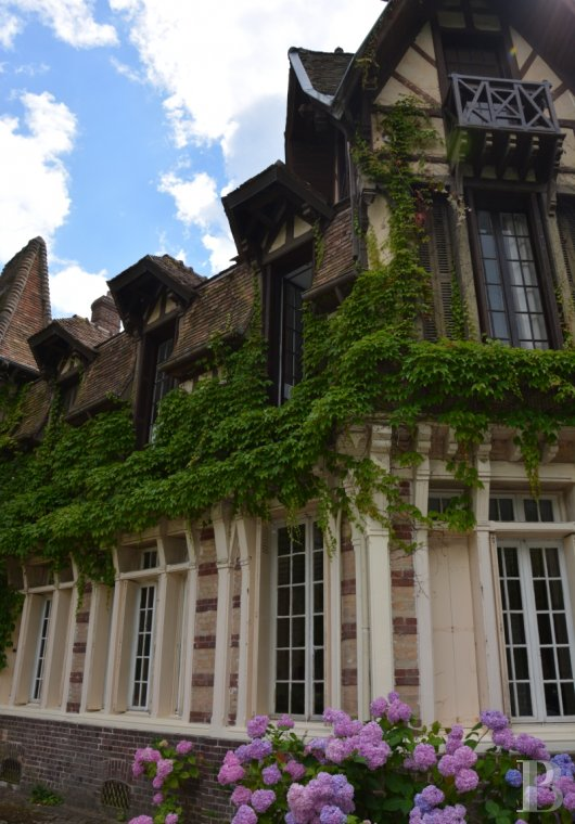 France mansions for sale upper normandy   - 6