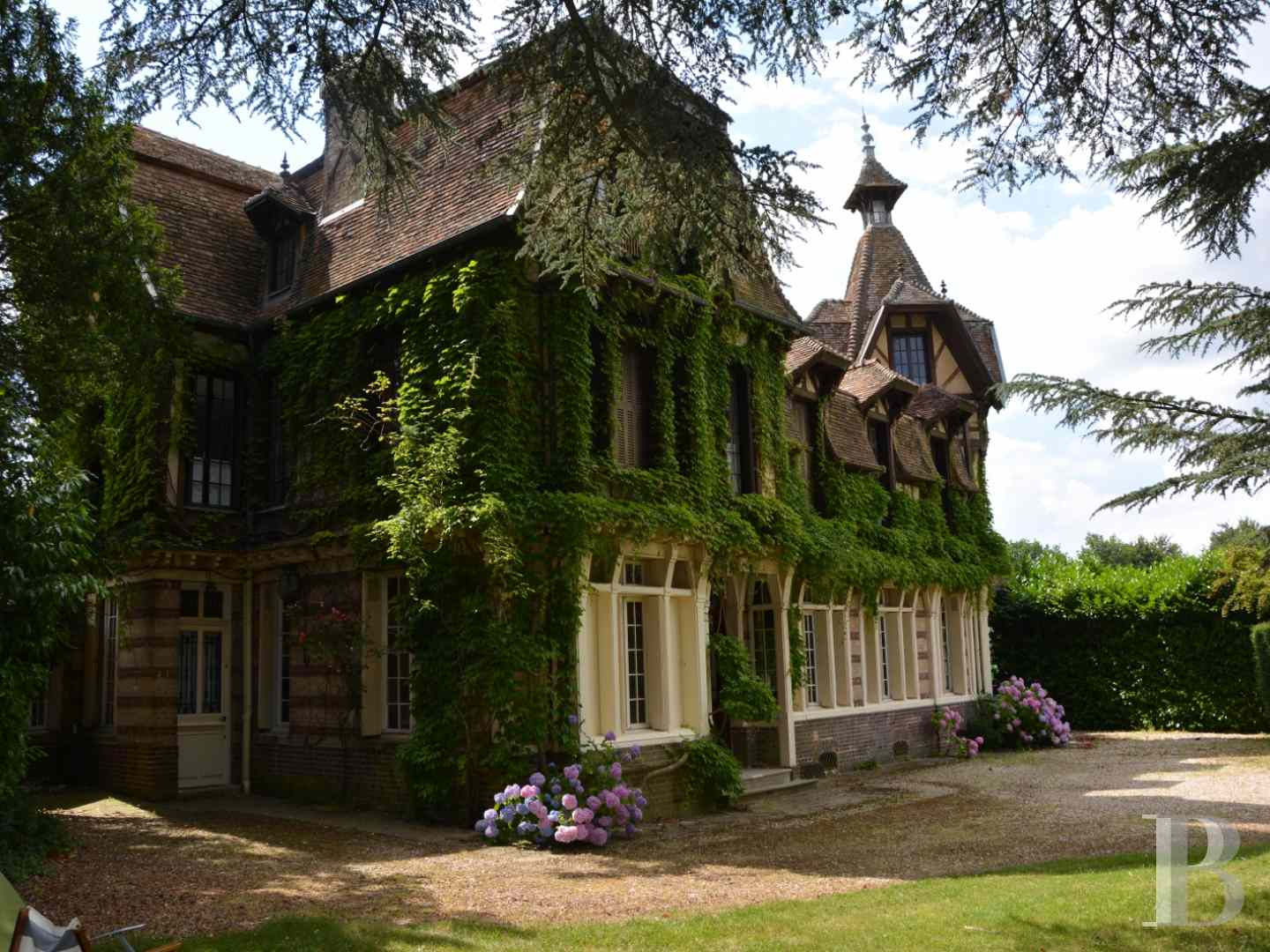 France mansions for sale upper normandy manors village - 4 zoom