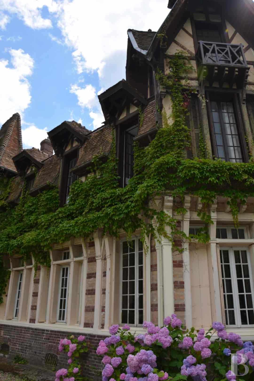 France mansions for sale upper normandy manors village - 6 zoom