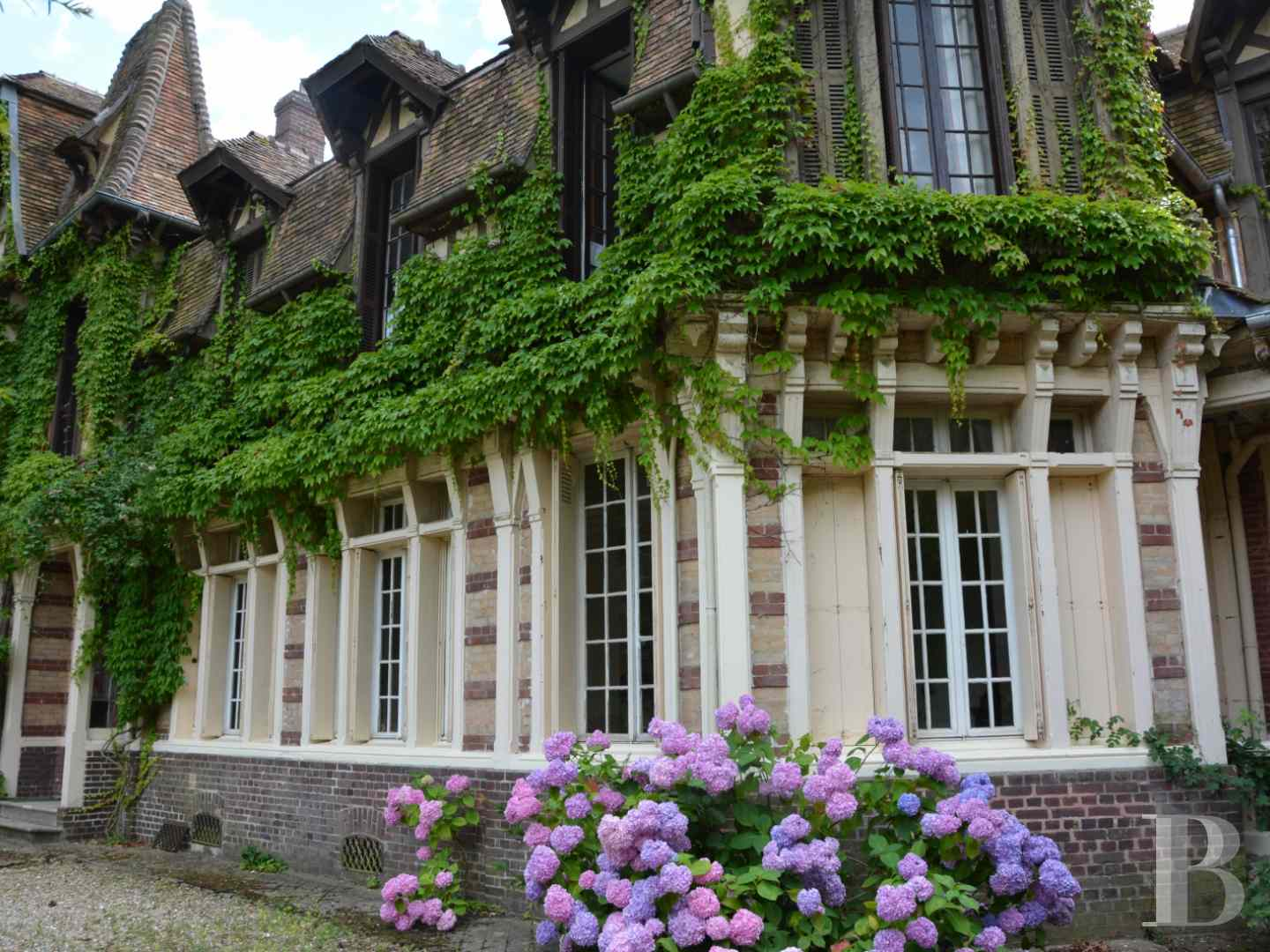 France mansions for sale upper normandy manors village - 2 zoom
