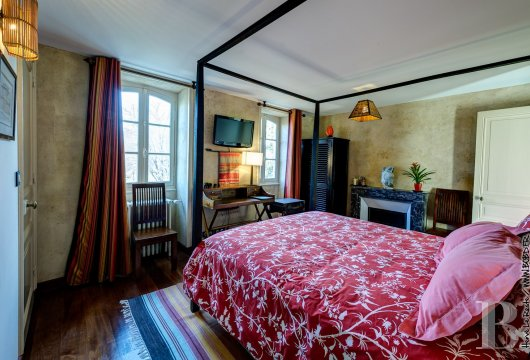 fFive guest rooms in a family home  in the centre of Vannes - photo N°14