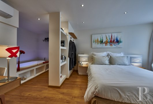 fFive guest rooms in a family home  in the centre of Vannes - photo N°13