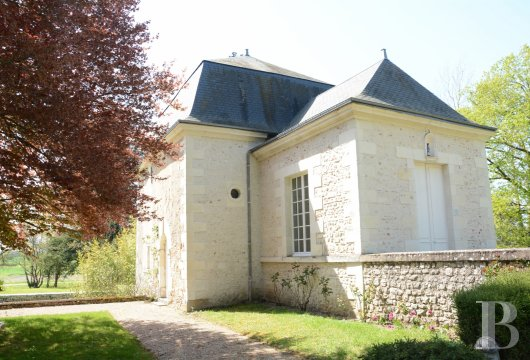 property for sale France center val de loire hunting grounds - 5