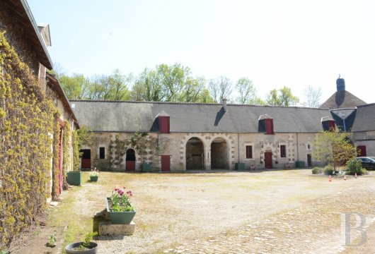 property for sale France center val de loire hunting grounds - 9