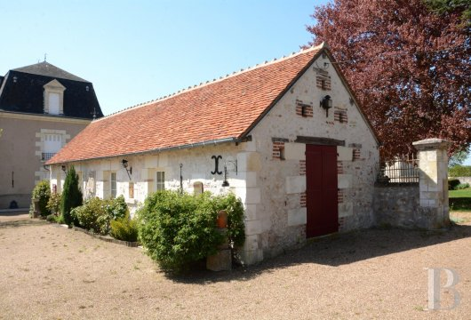 property for sale France center val de loire hunting grounds - 10