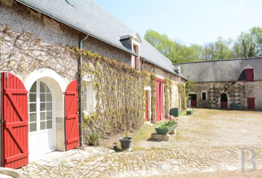 property for sale France center val de loire hunting grounds - 8