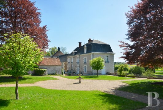 property for sale France center val de loire hunting grounds - 3