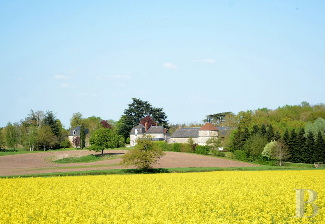 property for sale France center val de loire hunting grounds - 20