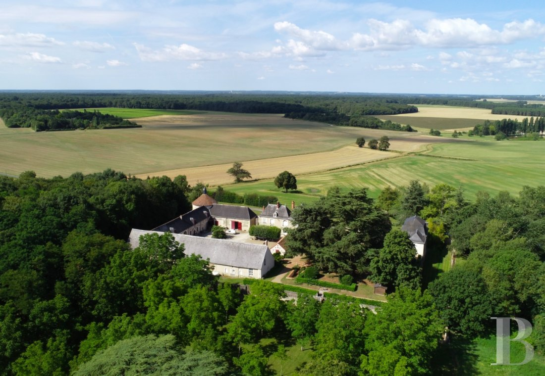 property for sale France center val de loire hunting grounds - 1