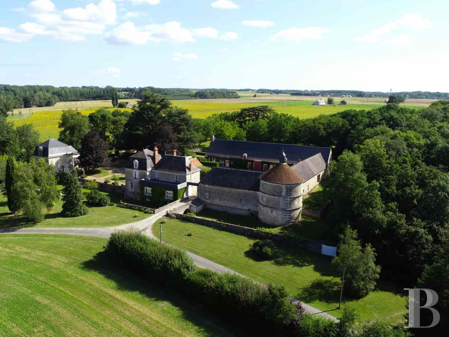 property for sale France center val de loire hunting grounds - 2 zoom