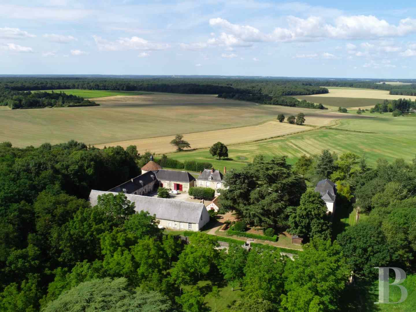 property for sale France center val de loire hunting grounds - 1 zoom