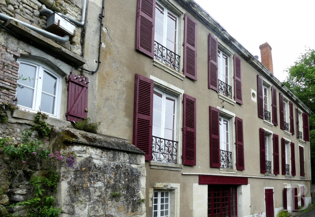 mansion houses for sale France poitou charentes mansion houses - 1
