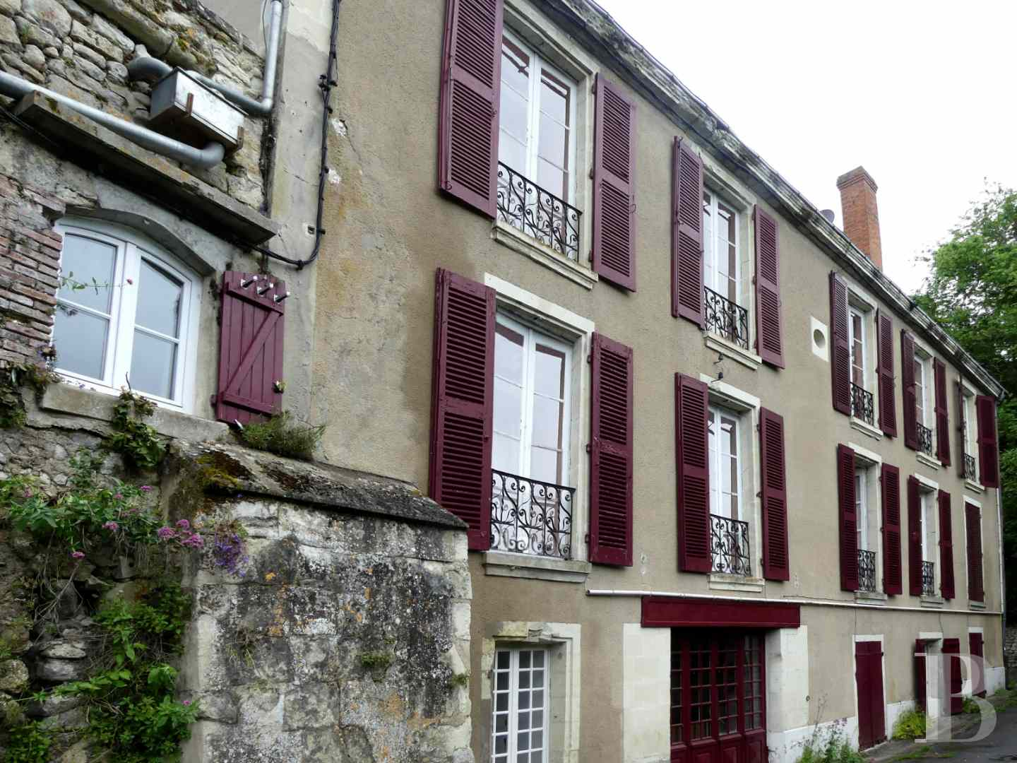 mansion houses for sale France poitou charentes mansion houses - 1 zoom