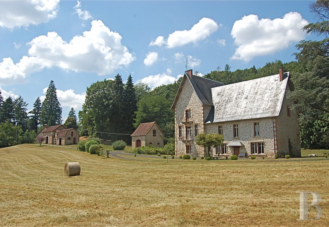 property for sale France limousin   - 1