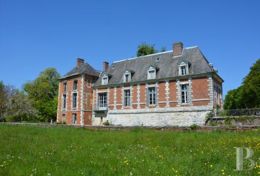chateaux for sale France upper normandy castles chateaux - 2 mini