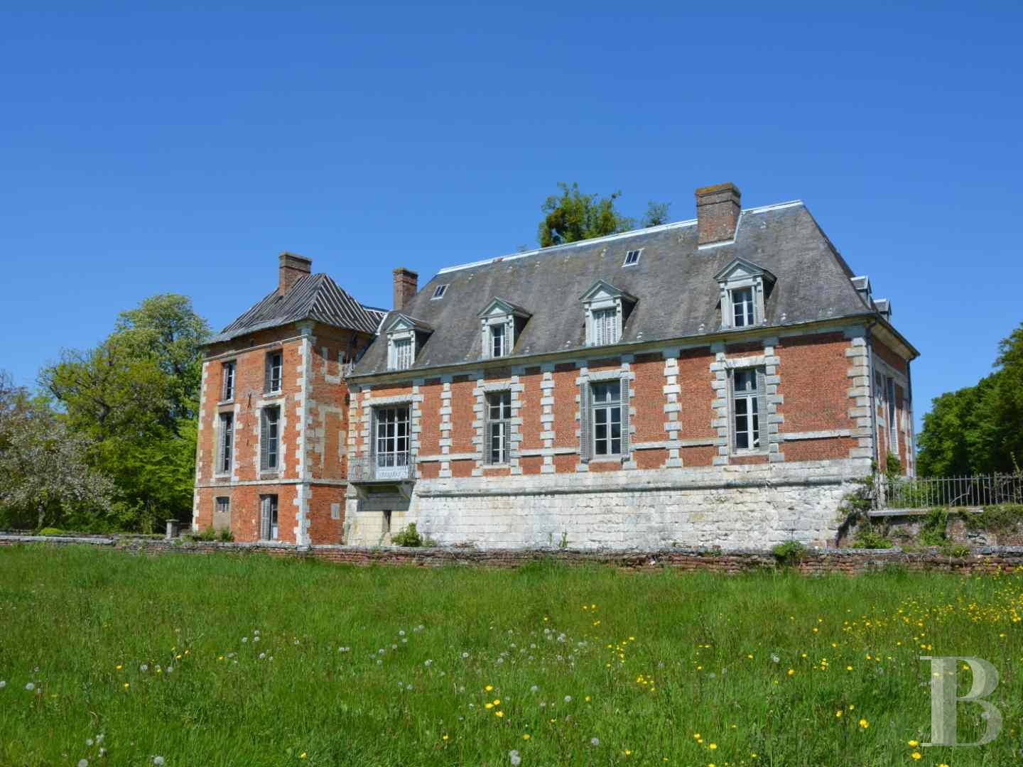 chateaux for sale France upper normandy castles chateaux - 2 zoom