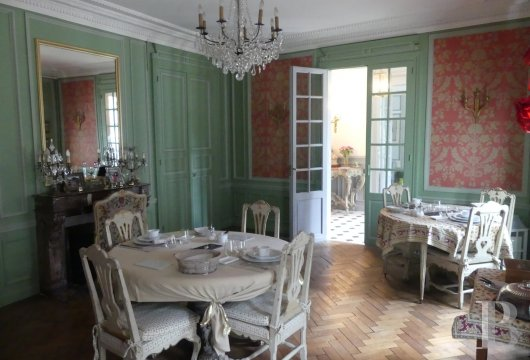 mansion houses for sale France burgundy mansion houses - 3