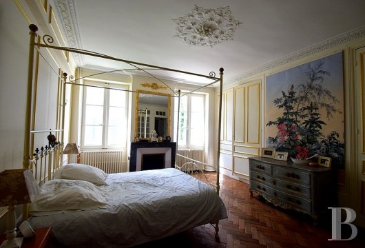mansion houses for sale France burgundy mansion houses - 8