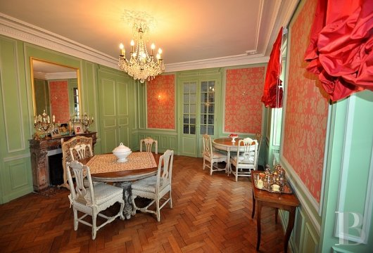 mansion houses for sale France burgundy mansion houses - 4