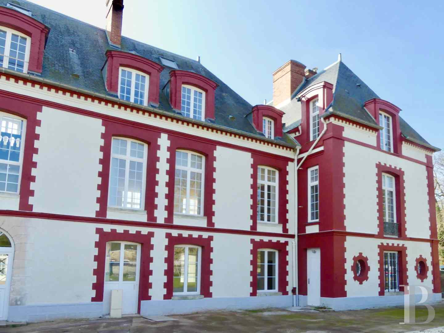 chateaux for sale France ile de france castles chateaux - 2 zoom