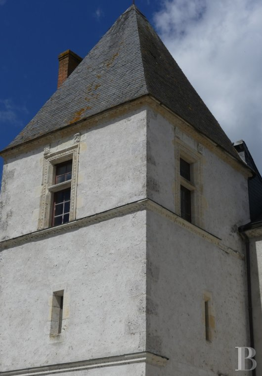 chateaux for sale France center val de loire castles chateaux - 6 mini