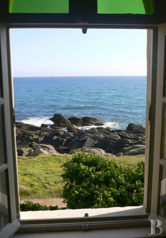 properties with sea view brittany properties with - 2