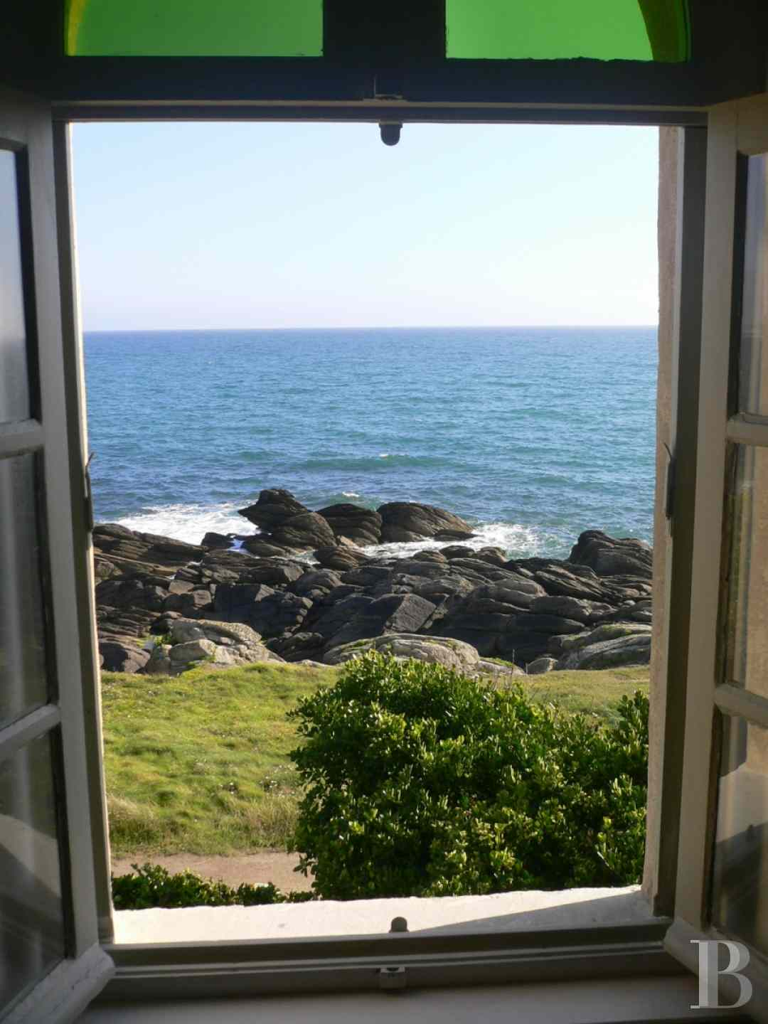 properties with sea view brittany properties with - 2 zoom