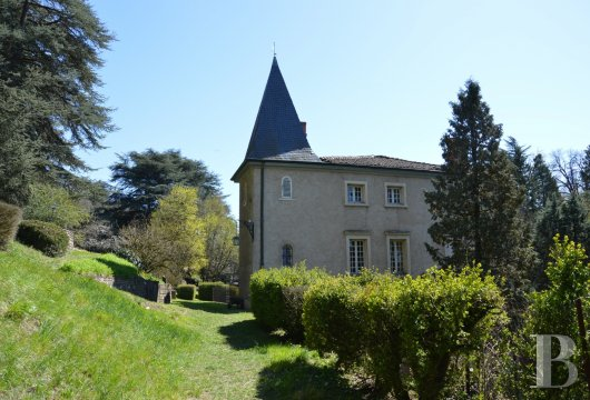 chateaux for sale France rhones alps castles chateaux - 3
