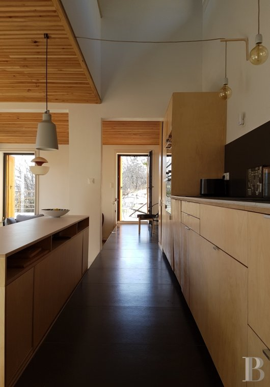 fA contemporary chalet overlooking the Durance valley in the south-west of Briançon - photo n°7