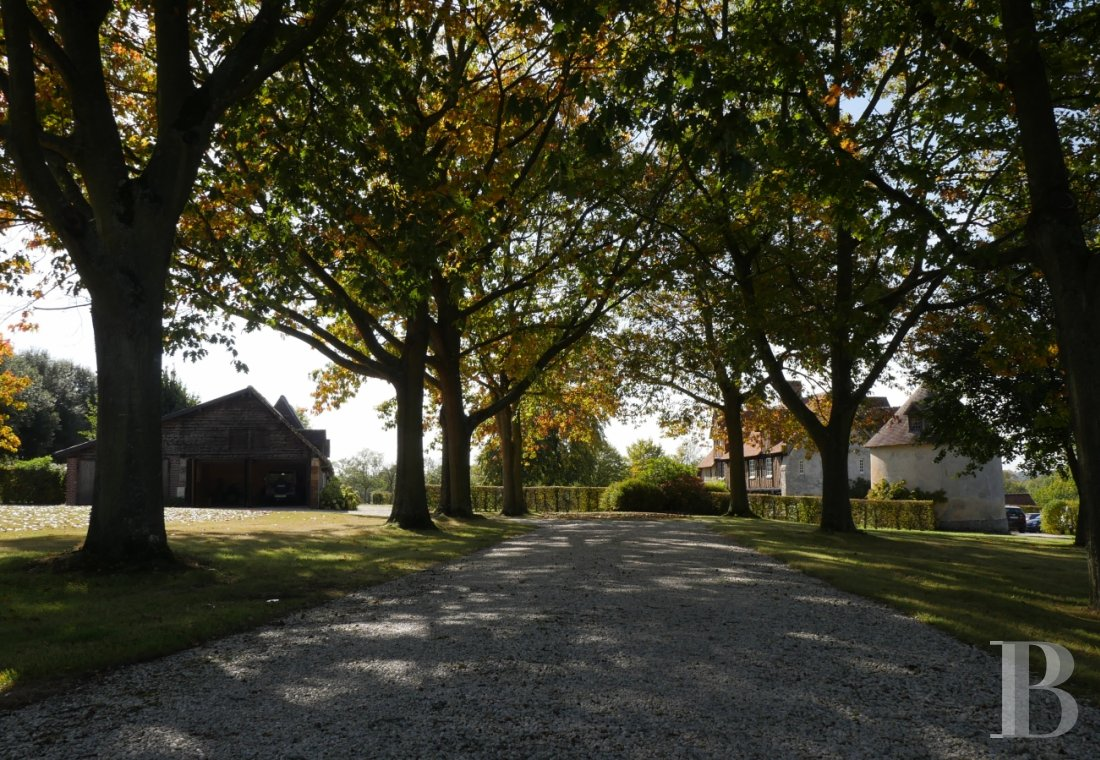 manoirs a vendre basse normandie   - 16