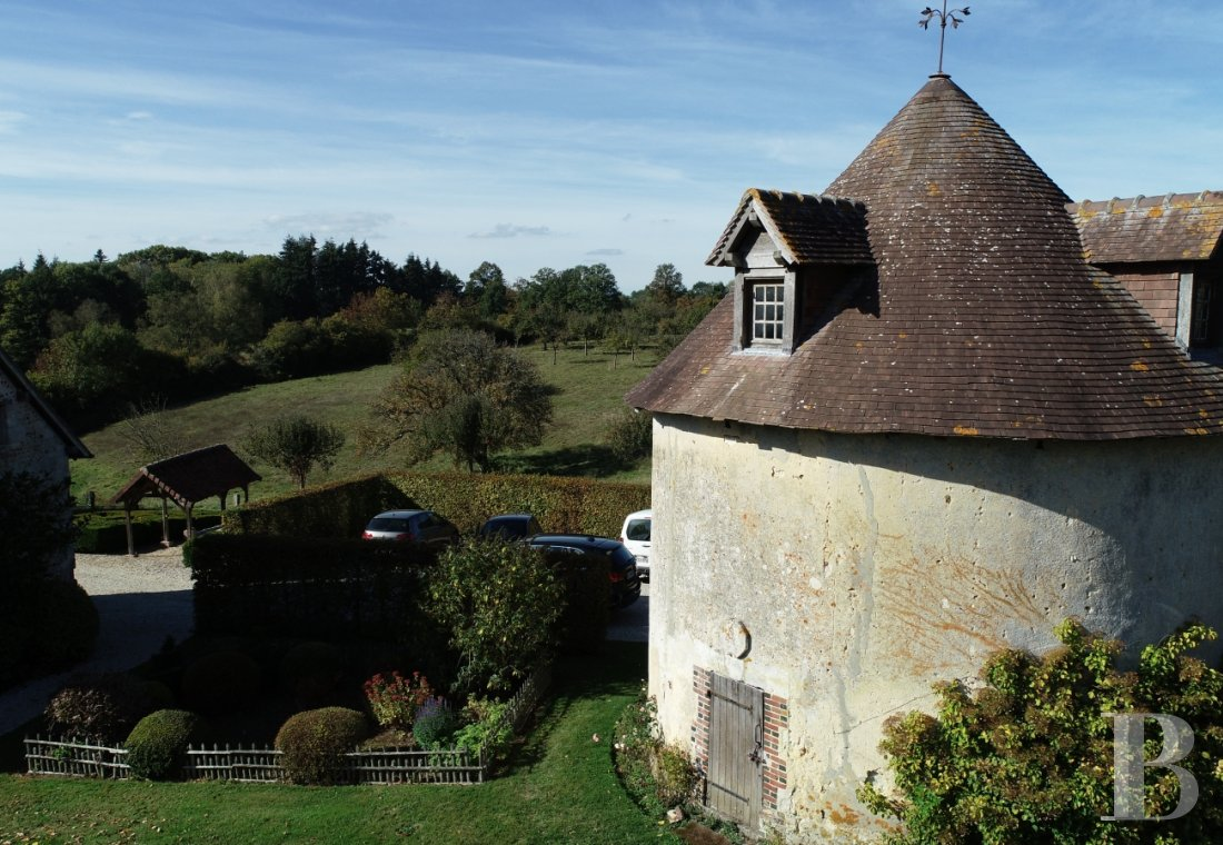 manoirs a vendre basse normandie   - 13