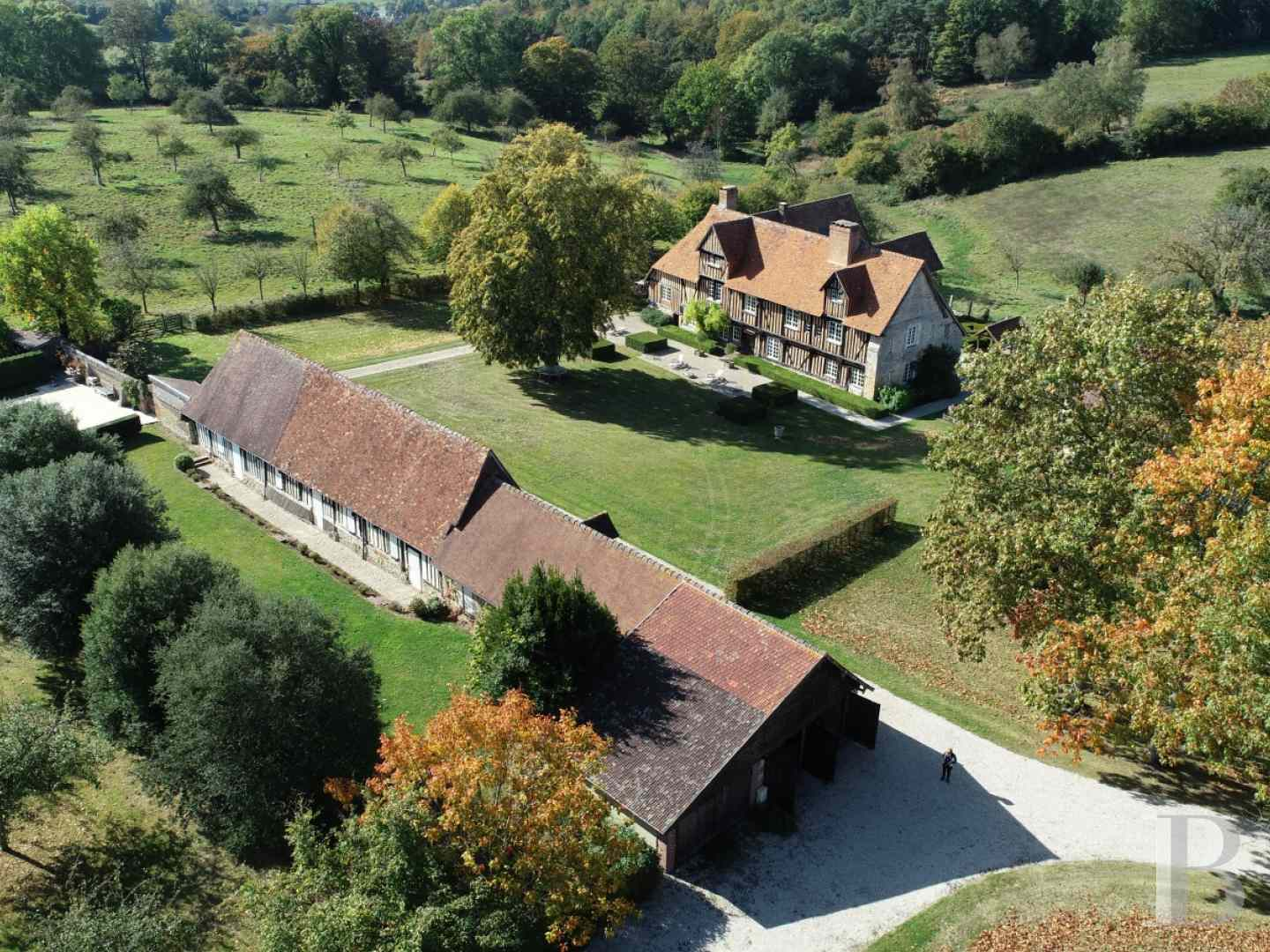 manoirs a vendre basse normandie manoir a - 1 zoom