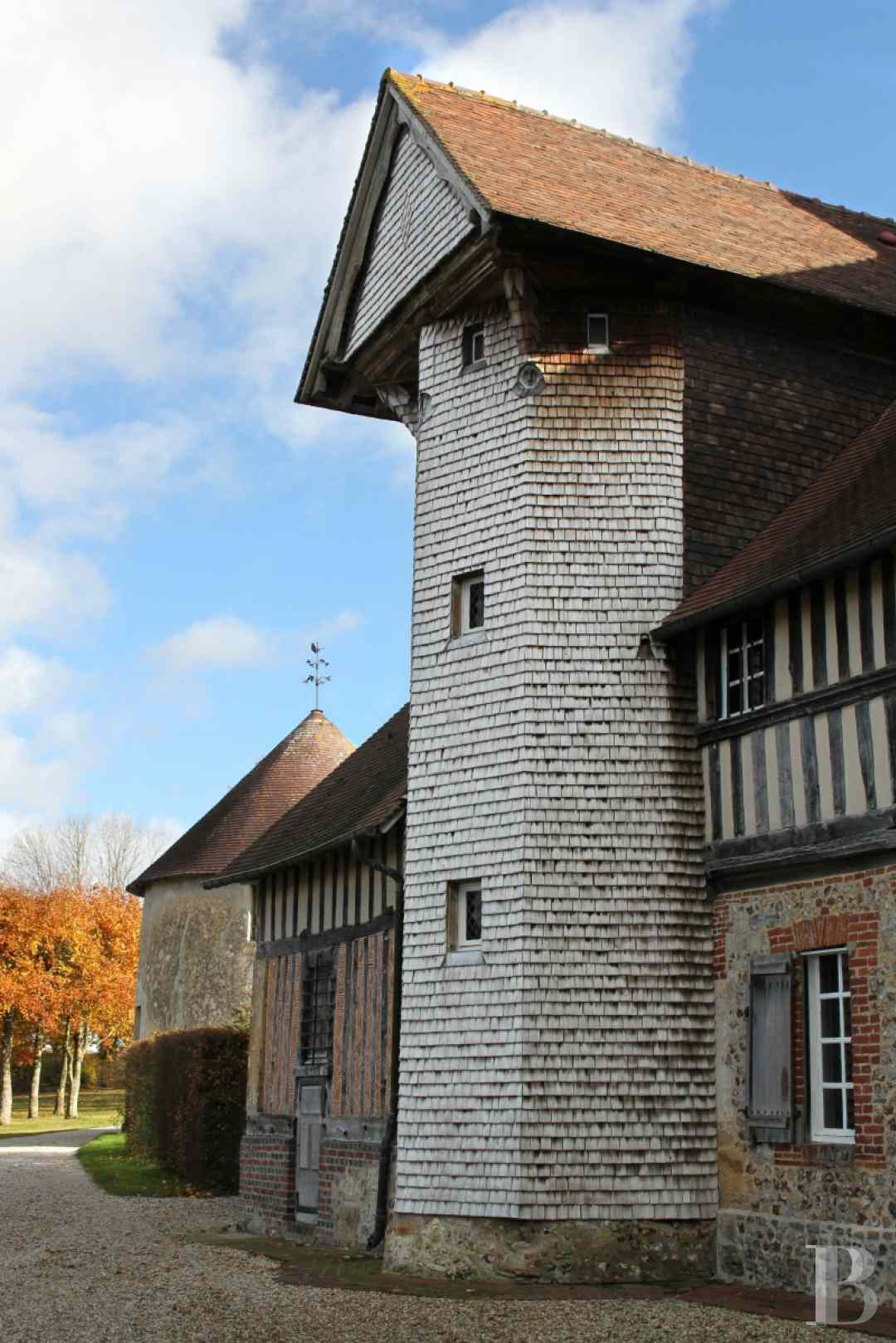 manoirs a vendre basse normandie manoir a - 3 zoom