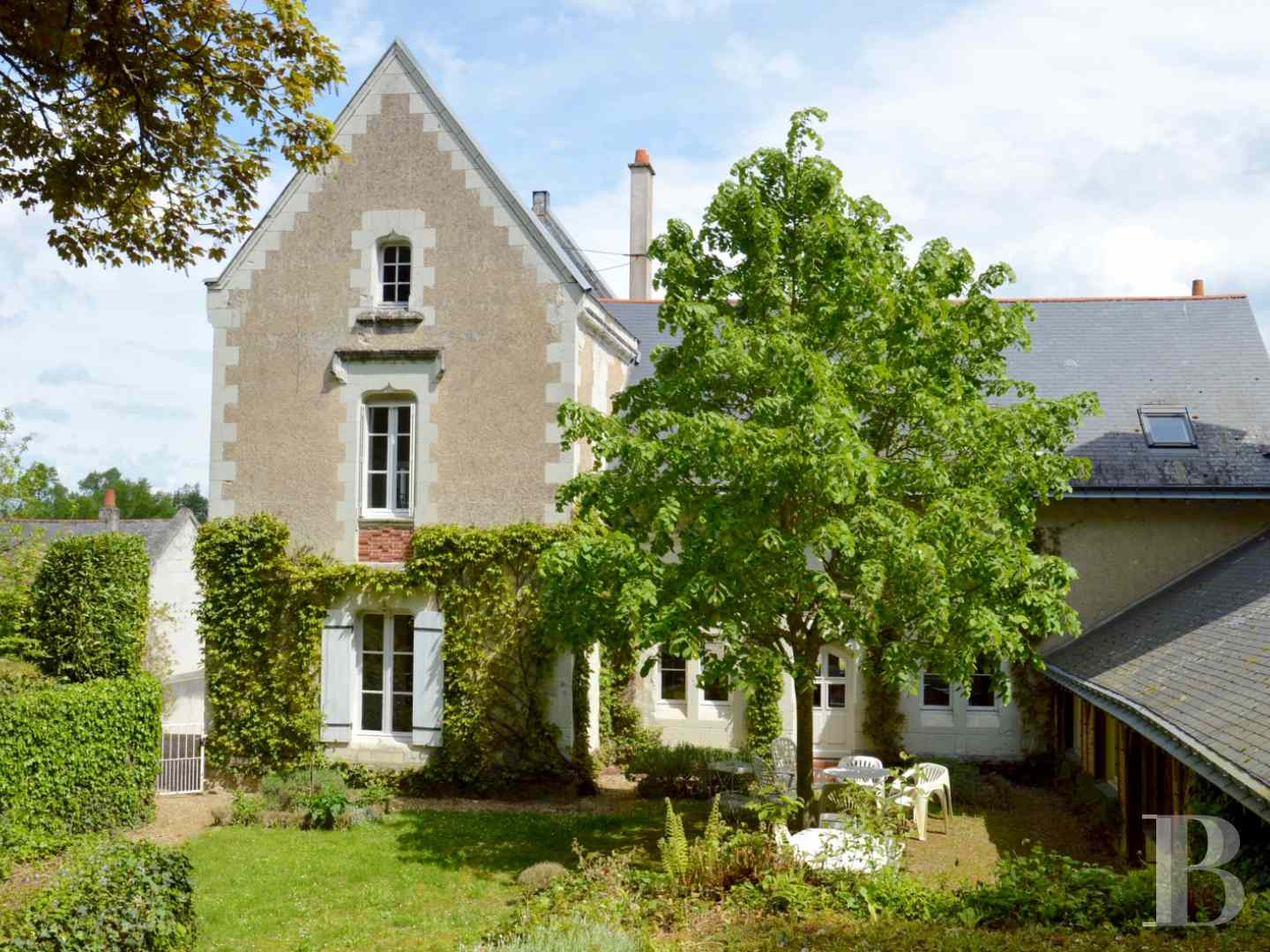 character properties France pays de loire character houses - 1 zoom