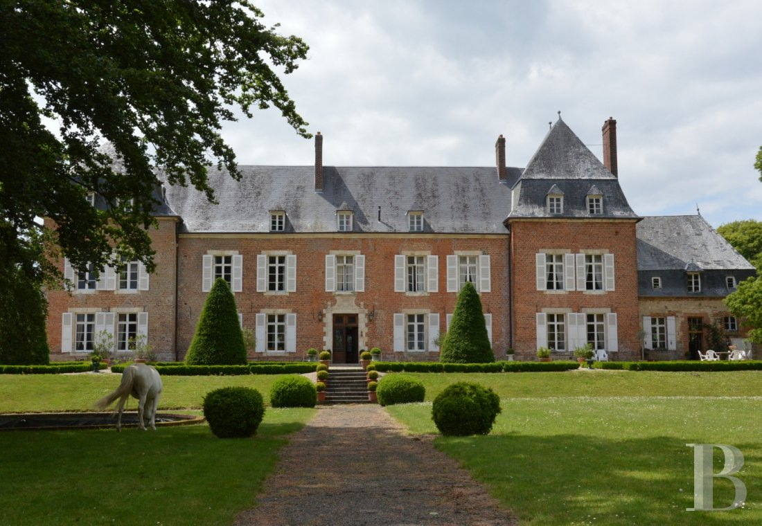 chateaux for sale France picardy castles chateaux - 1