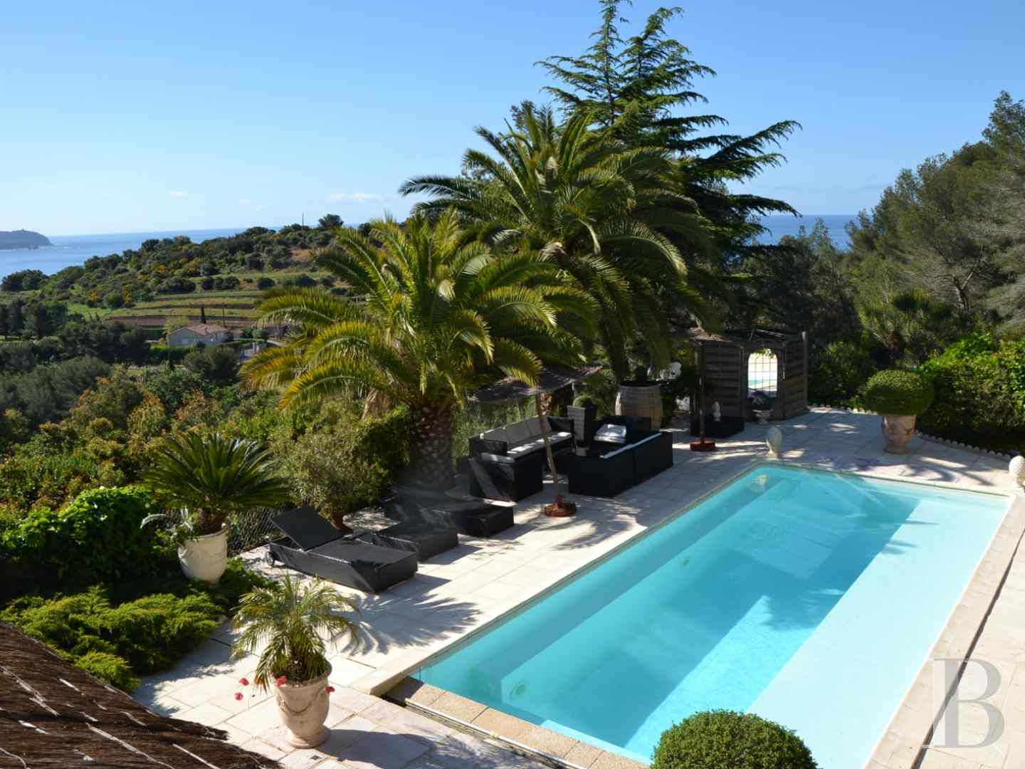 properties with sea view provence cote dazur properties with - 6 zoom