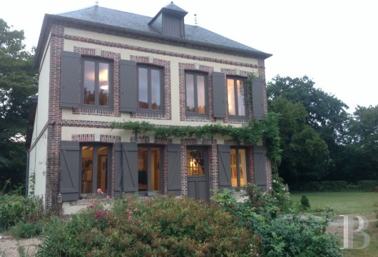 character properties France upper normandy   - 6
