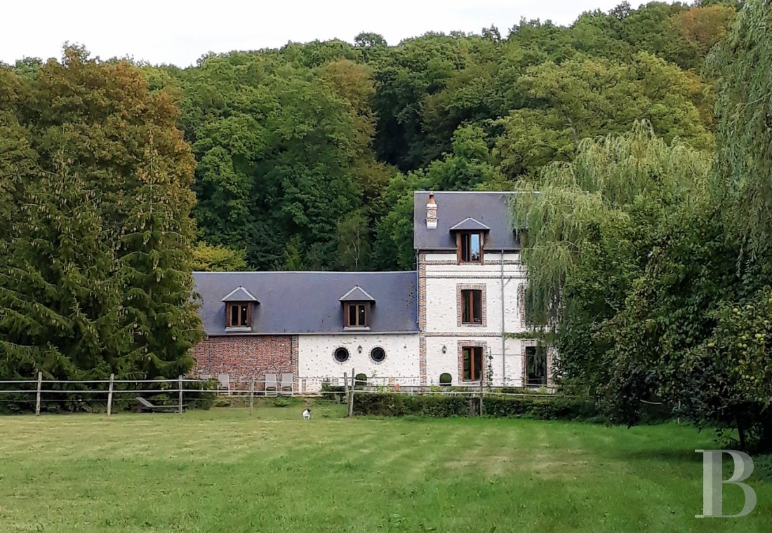 character properties France upper normandy   - 7
