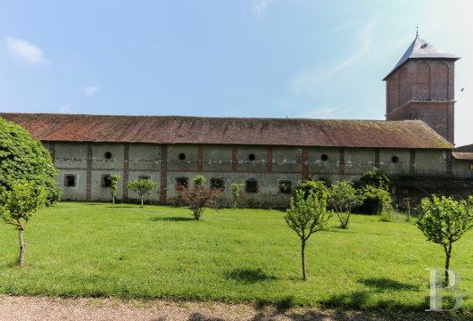 chateaux a vendre bourgogne chateau corps - 21