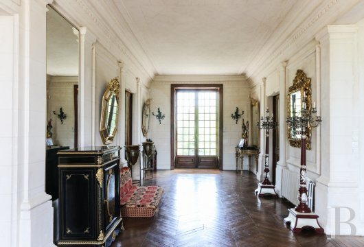 chateaux a vendre bourgogne chateau corps - 9