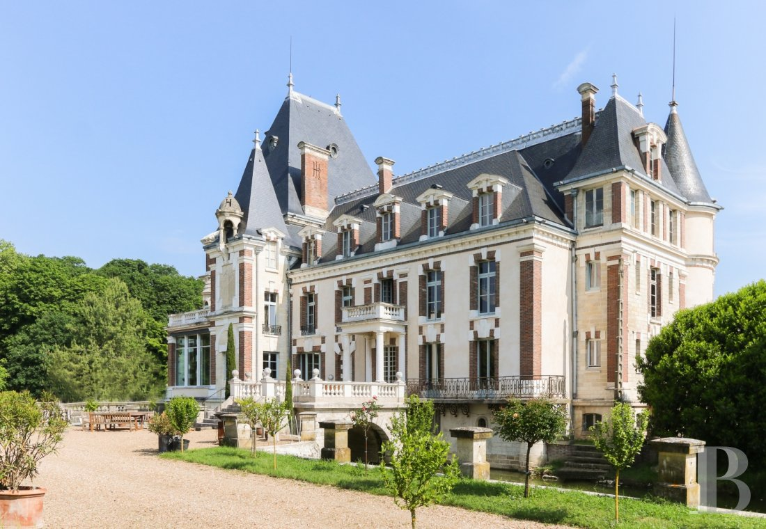 chateaux a vendre bourgogne chateau corps - 3