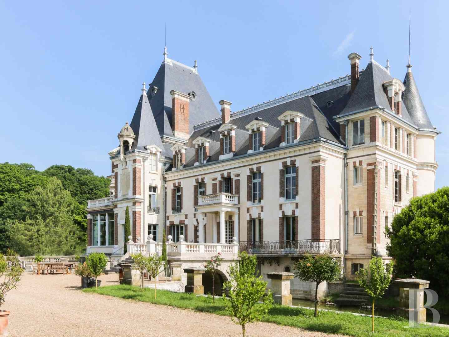 chateaux a vendre bourgogne chateau corps - 3 zoom