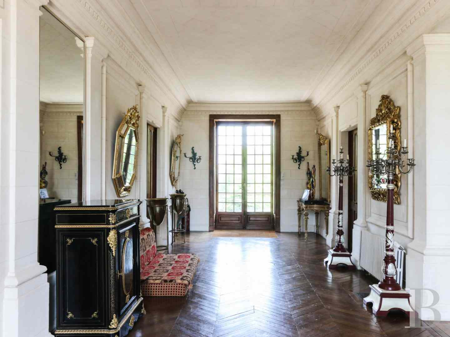 chateaux a vendre bourgogne chateau corps - 9 zoom