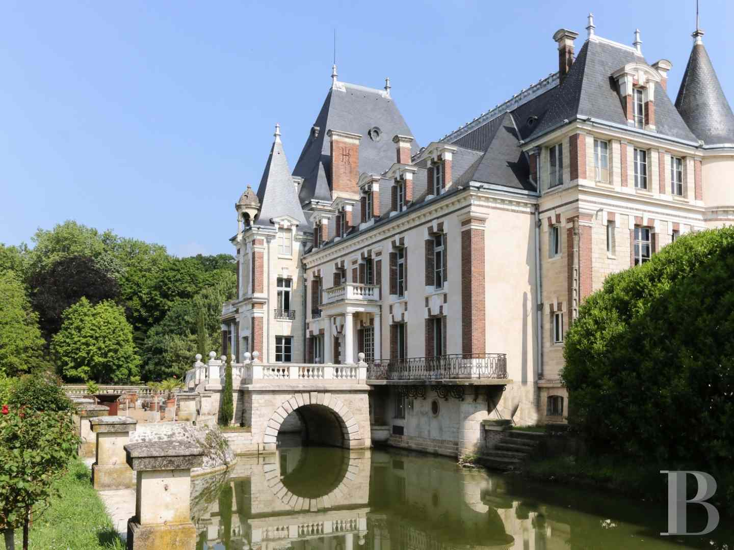 chateaux a vendre bourgogne chateau corps - 2 zoom