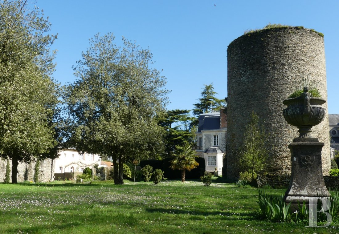 chateaux for sale France pays de loire   - 1