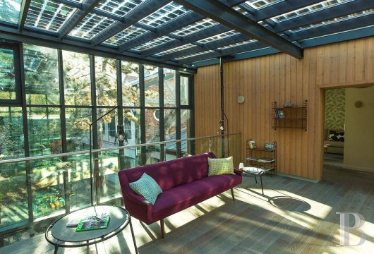 An ecological guest house in a «green bubble»  in the 11th arrondissement of Paris - photo N°7